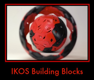 IKOS Building Blocks Globe