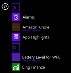 Nokia Lumia Icon Apps