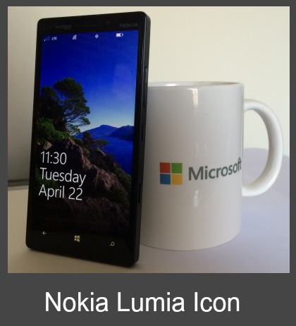 Nokia Lumia Icon Windows Phone