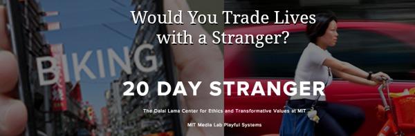 20 Days a Stranger MIT