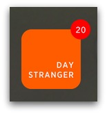 20 Day Stranger App Test