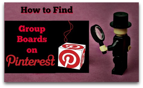 How to Find Group Pinterest Boards