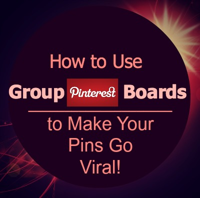 How to Use Group Pinterest Boards