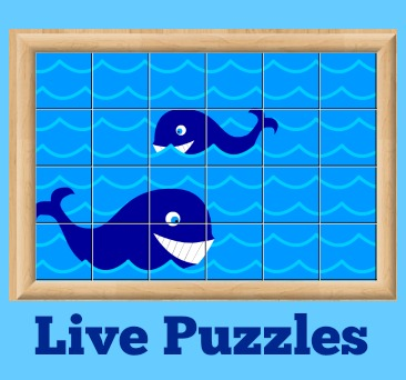 Live Jigsaw Puzzles