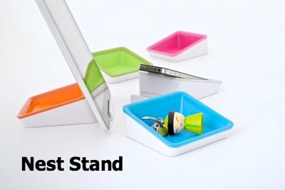 Nest iPad Stand