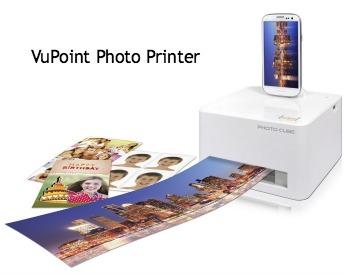 Phone Photo Printer