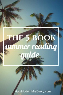 Summer Reading List Pinterest