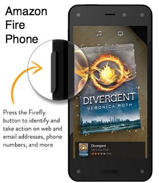 Amazon Firefly Shopping Information