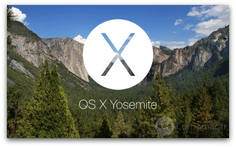 OS 10 Yosemite Apple