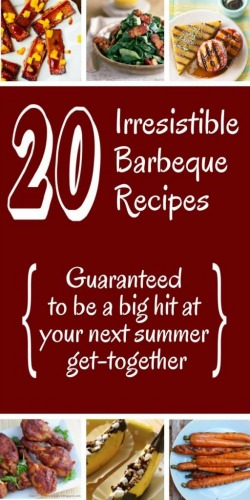 Summer BBQ Recipes Pinterest
