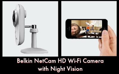 Belkin Spy Camera