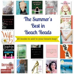 20 Summer Beach Reads