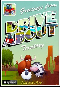 DriveAboutNumberNeighborhood App