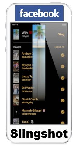 Slingshot app facebook