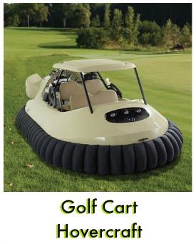 Golf Cart Hover craft