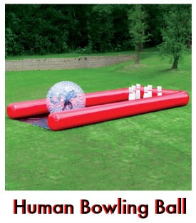 Lawn Bowling with Humans