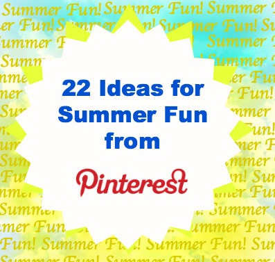 Summer ideas Pinterest