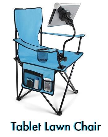 Soccer Chair iPad
