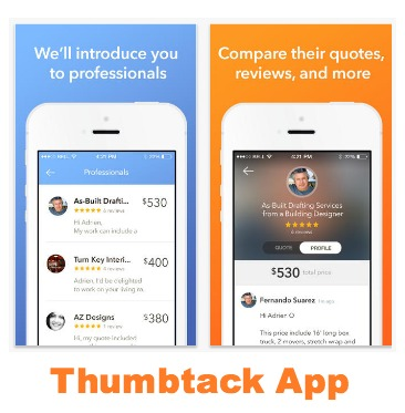 Thumbtack Services
