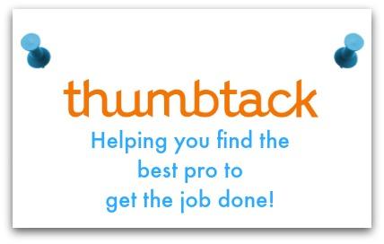 Thumbtack Service Professionals