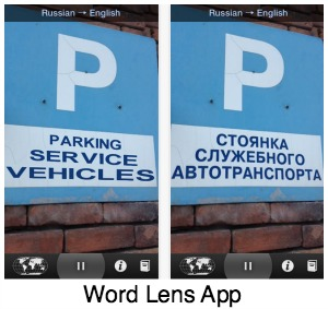 Word Translation Photo App