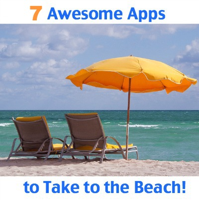 Beach Apps Fun Safety