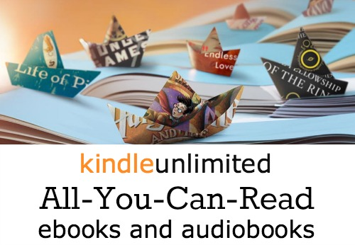 Kindle Unlimited Subscription