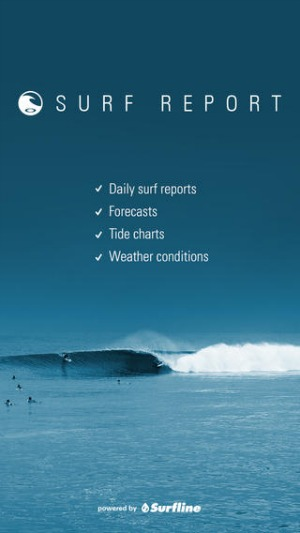 Surf Report App Oakley