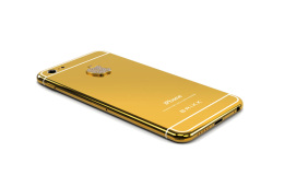 24k Gold iPhone 6