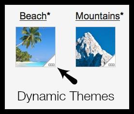 Gmail Themes That Change