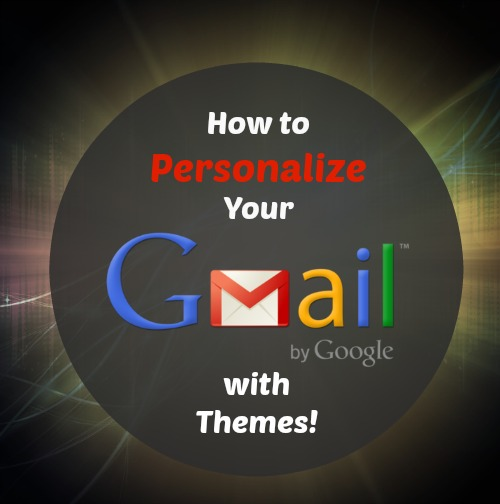 Gmail Themes Personalize