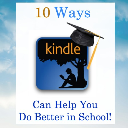 Kindle Education Benefits