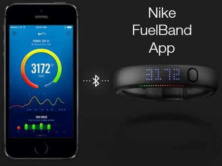 Nike Fuel Band App