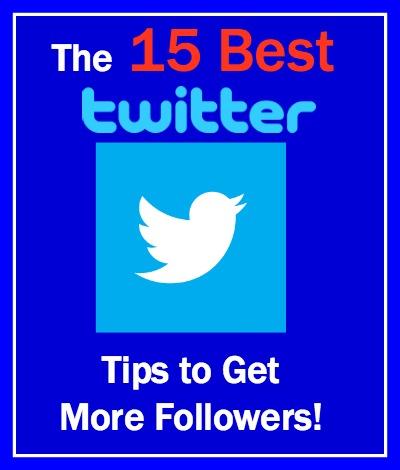 Best Twitter Tips to Get Followers
