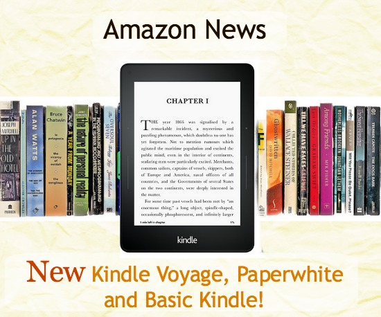 Kindle ereader models 2014