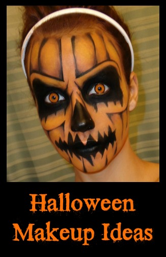 Pinterest Halloween Makeup