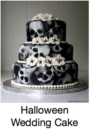 Pinterest Halloween Wedding
