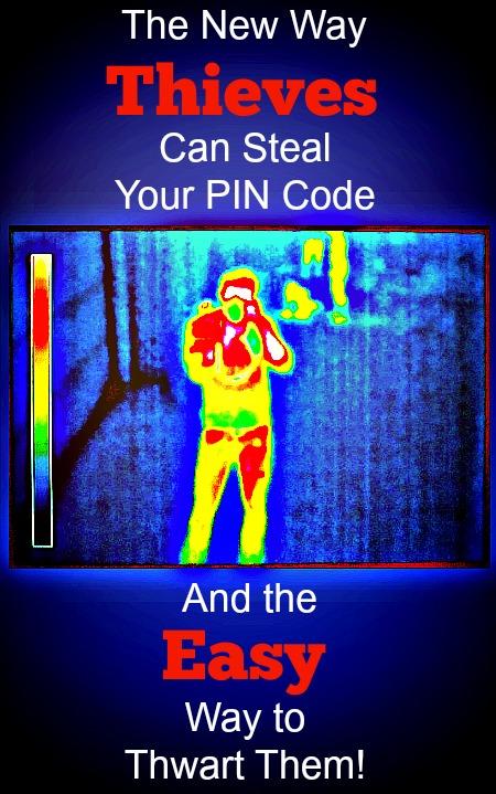 Thermal Camera PIN Code Theft