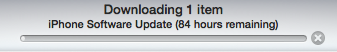 Time Remaining iOS 8 Update