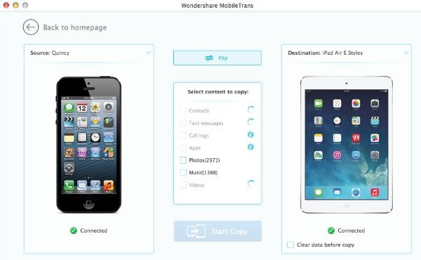 MobileTrans: An Easy Way to Move Your Stuff between Phones!
