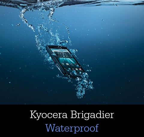 Brigadier Android Waterproof