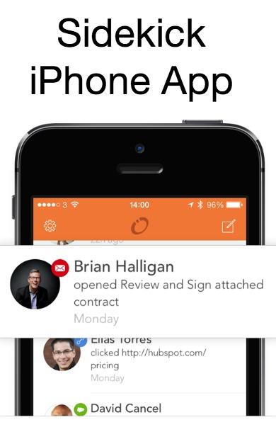Sidekick iPhone info