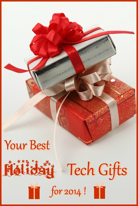 Your Best Holiday Tech Gifts for 2014!