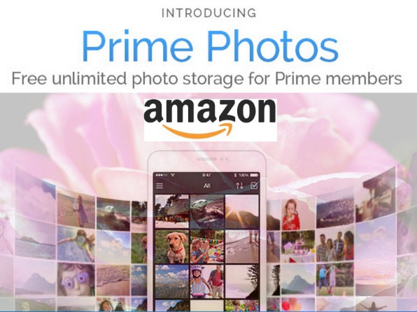 Free Unlimited Photo Storage for Amazon Prime Members!