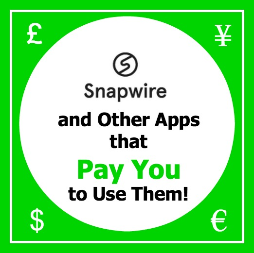Apps that pay you