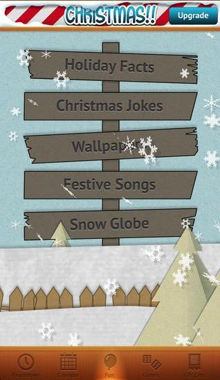 Christmas Free Fun App