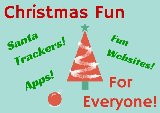 Christmas Santa Trackers
