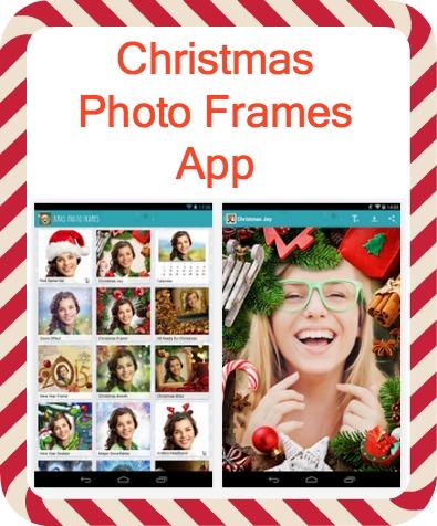 Holiday Photo Frames App