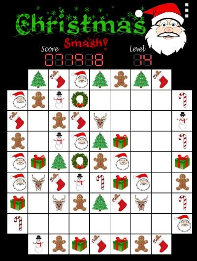 Christmas Smash App
