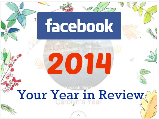 2014 Facebook Year in Review